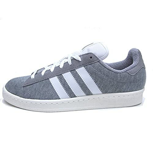 new product bddcf 88cfd BW Campus 80s (Bedwin Colab) Mens in GreyWhite by Adidas 85%