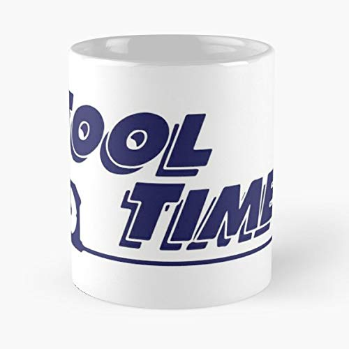 Ceramic Coasters Taylor - Tool Time Home Improvement Tim Taylor The Man - Best Gift Ceramic Coffee Mugs