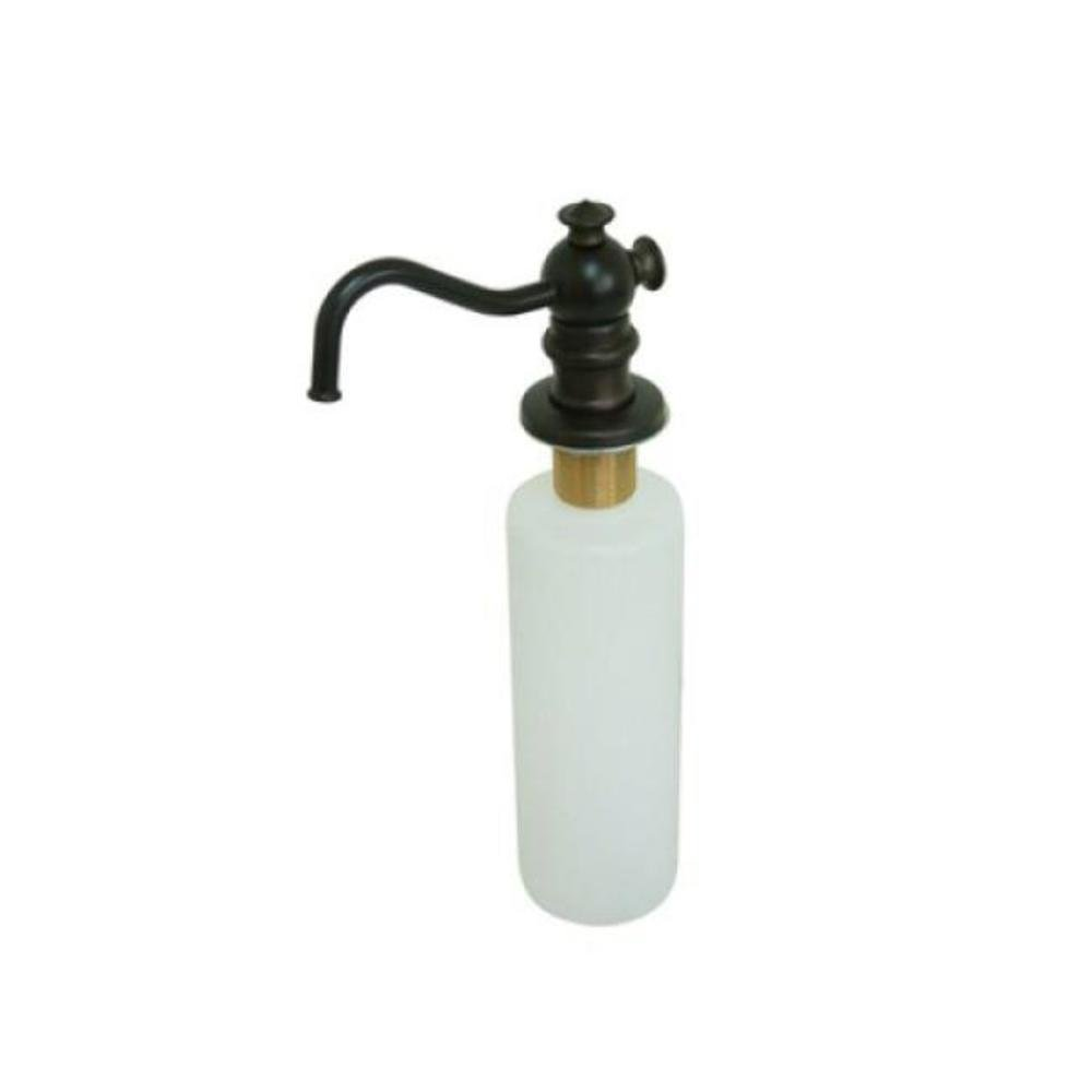 Elements of Design ESD7605 Vintage Soap Dispenser, Oil Rubbed Bronze