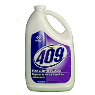 Formula 409 03107 Glass and Surface Cleaner, 128 fl oz Refill
