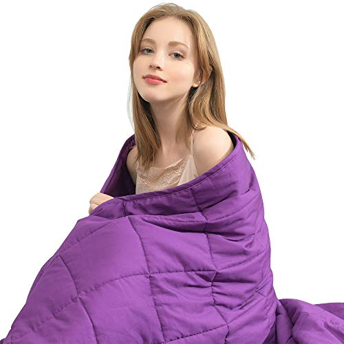 Ourea Cooling Weighted Blanket 20 lbs | 60