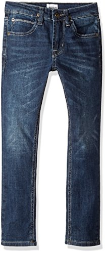 HUDSON Boys' Little Jude Skinny Jean, Vapor, 7 from HUDSON