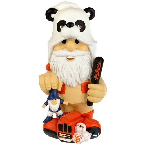 (San Francisco Giants Thematic Gnome - 2Nd Version)