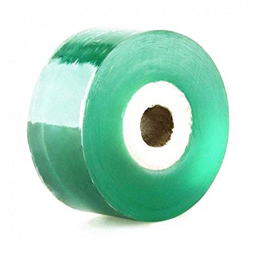 Injerto de árbol de fruta de PVC cinta estirable cinta de barrera de humedad herramienta de jardinería l 3 cm * 100 m
