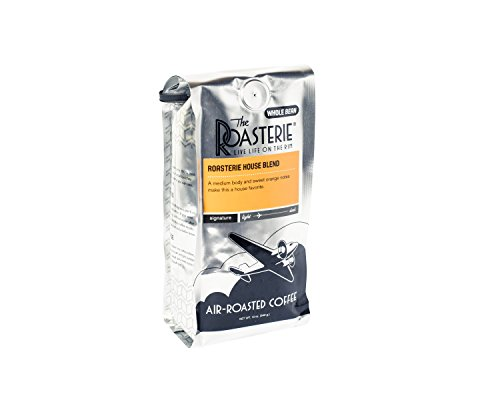 The Roasterie Air Roasted Coffee - Whole Bean Selections (House Blend)