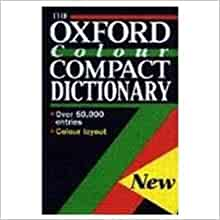compact oxford dictionary price in india
