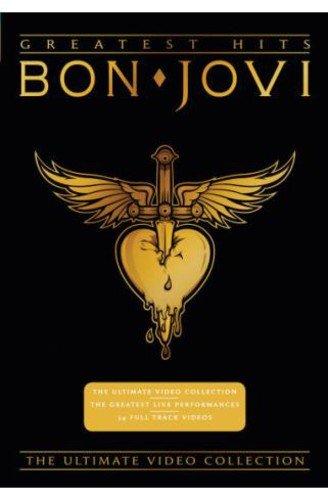 DVD : Bon Jovi - Greatest Hits (NTSC Region 0)