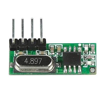 Buy HATCHMATIC QIACHIP 315Mhz Wireless Mini Low Power RF
