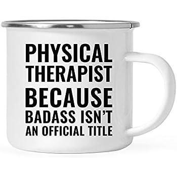 Amazon.com: Fisioterapeuta taza de café 11 onzas ...