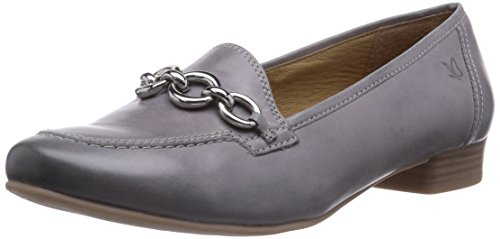 Caprice 24200, Women Loafers Grey (Grey/200)