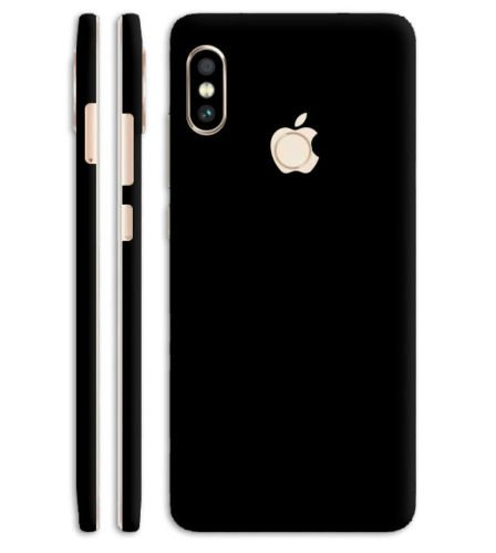 save off 9cbbe 77433 Gadgets Wrap 030318F2-35 Skin Sticker for Redmi Note 5 Pro (Black)