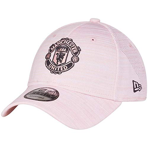 New Era Manchester United Pink Engineered 9FORTY Adjustable Hat/Cap