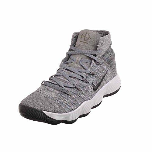 Grey Anthracite Nike uomo felpa con Pure Block Cool Grau Platinum KO cappuccio wz8aqgw