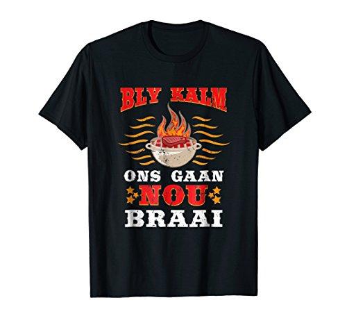Gift Bly Kalm Ons Gaan Nou Braai ()