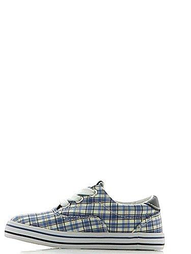Chicco - Zapatillas de casa de tela para niño Jeans