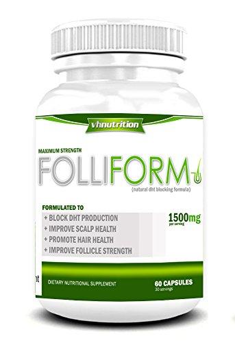 Folliform DHT Blocker for Men and Women | Natural Hair Regro
