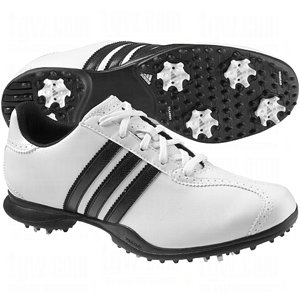 Adidas Driver May S Golf Shoes Women's White/Black 9.5