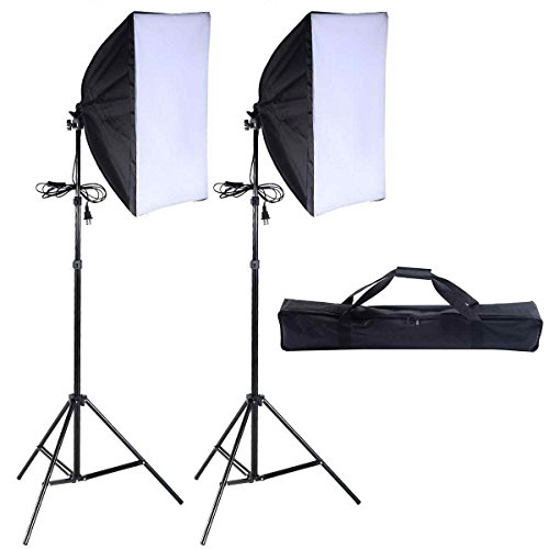 Safstar Photography Softbox Lighting Equipment