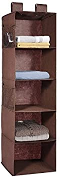 MaidMAX 5-Shelf Collapsible Accessory Organizer