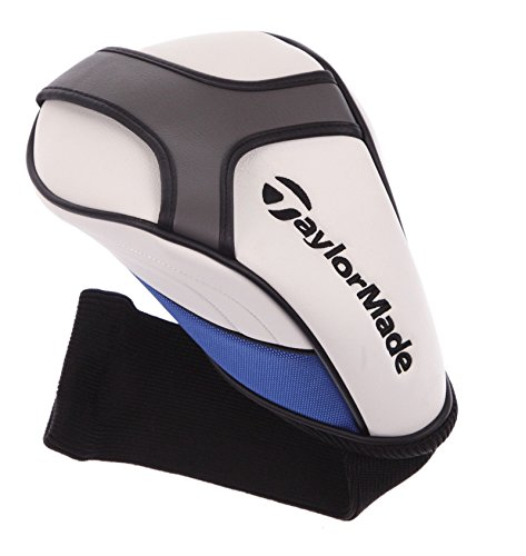 NEW TaylorMade Universal SLDR/JetSpeed White/Blue/Black Driver Headcover