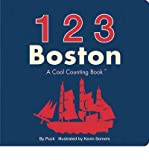 123 Boston: A Cool Counting Book by Puck front cover
