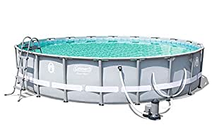 Bestway Coleman Power Steel Pool Liner Only 2016 17 Model 16ftx48in Garden