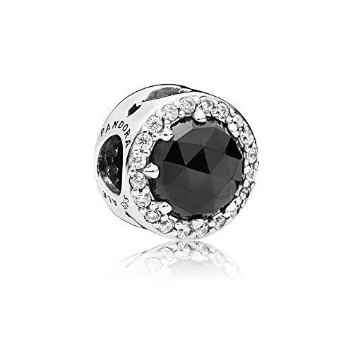 PANDORA Disney Evil Queen's Black Magic Sterling Silver Charm - 797487NCK