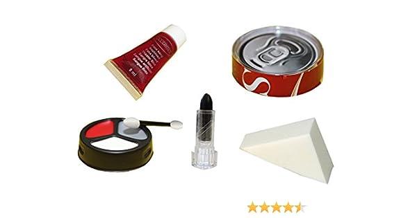 good Mark Makeup Set Zombie Chef, 1er Pack (1 x 8 unidades): Amazon.es: Belleza