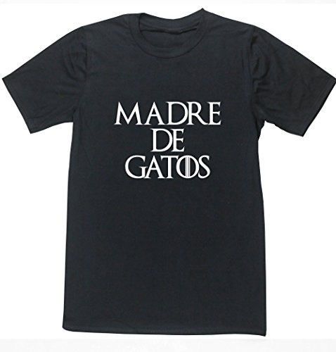 HippoWarehouse Madre de Gatos camiseta manga corta unisex ...