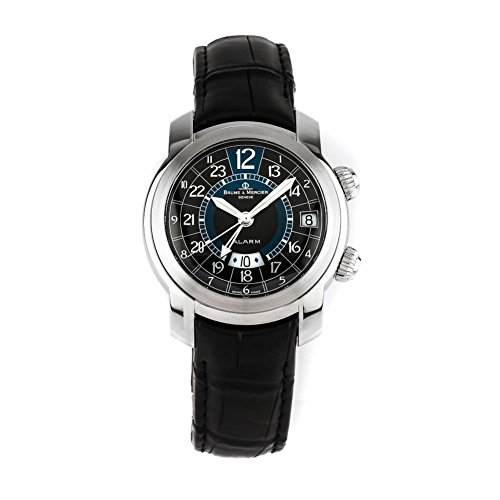 Baume & Mercier Capeland swiss-automatic mens Watch MOA08084 (Certified Pre-owned)