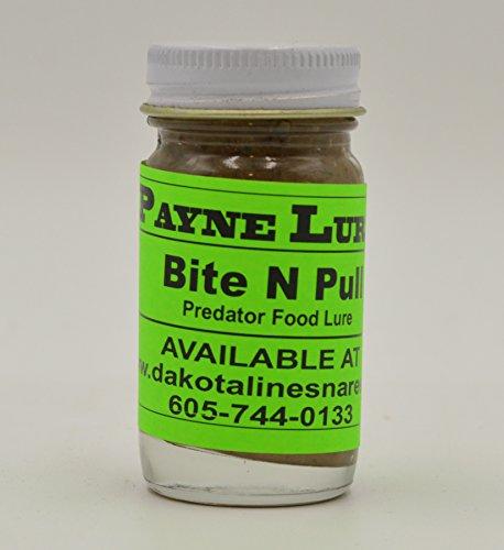 1 - 1 oz. Payne BITE N PULL Predator Food Lure by DakotaLine