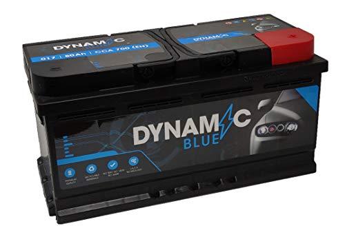 Dynamic 017DB Car Battery: