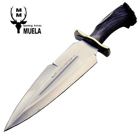 Muela M.Duque_25S Cuchillo, Talla Única: Amazon.es: Deportes ...