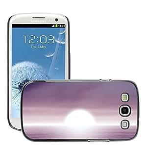 Super Stellar Slim PC Hard Case Cover Skin Armor Shell Protection // M00051989 sunset vector art aero unreal // Samsung Galaxy S3 i9300