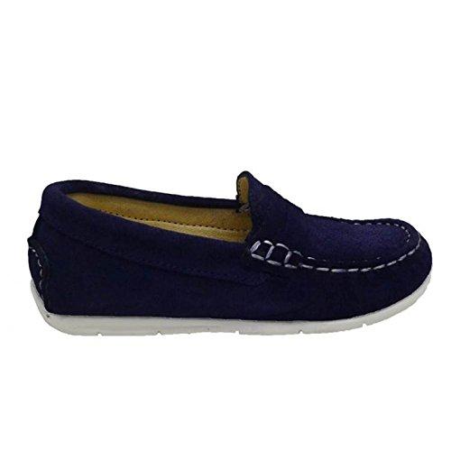 CLARYS Zapatos Niño Mocasines Naúticos N20164 Azul 34: Amazon.es: Zapatos y complementos