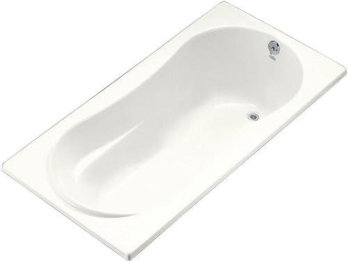 KOHLER K-1159-0 7236 Bath, White