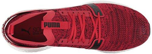 Uomo Nrgy ribbon 191097 Da 43 Black Pumapuma Rosso puma puma Red Eu Neko White Knit Engineer 5YnH8
