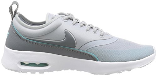 NIKE W Nike Air Max Thea Ultra Cool Grey/vltg de Green White BLK
