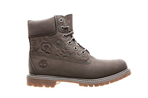 Timberland Premium Baskets In 001 W grey A1k3p Femme Multicolore 6 Boot HFHrnfA