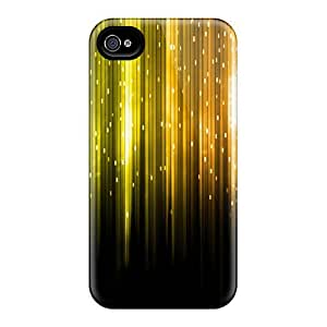 MMZ DIY PHONE CASEFashion Tpu Case For Iphone 4/4s- Colors Defender Case Cover