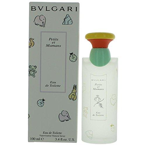 Petits Et Mamans By Bvlgari For Women. Eau De Toilette Spray, 3.4 Ounces