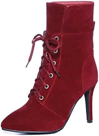 1c31bff1ea6 Shopping Combat - Dress - Red - Ankle & Bootie - Boots - Shoes ...