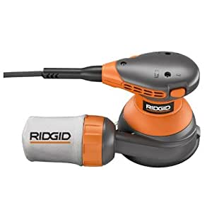 RIDGID ZRR2601 5 in. Random Orbit Sander (Certified Refurbished)