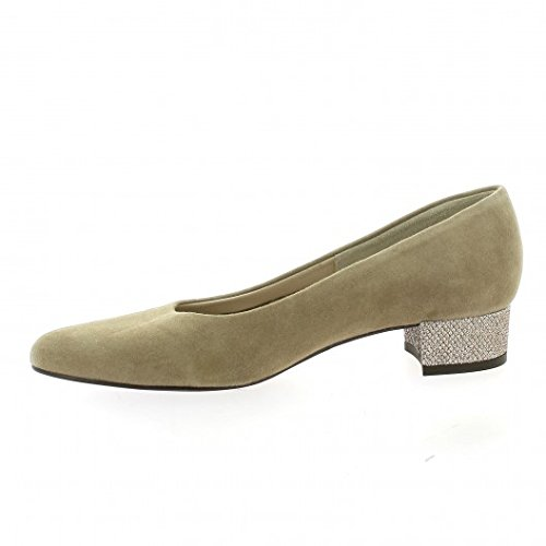 Cuir Pao Velours Taupe Taupe Velours Velours Escarpins Escarpins Escarpins Cuir Pao Pao Cuir Taupe wqwxU6aC