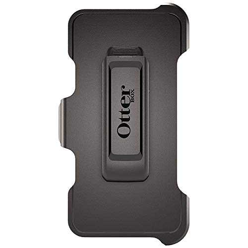 (OtterBox Defender Series Holster Belt Clip Replacement for Apple iPhone 6 PLUS / 6S PLUS / 7 PLUS / 7S PLUS / 8 PLUS / 8S PLUS ONLY - Black - Non-Retail Packaging)
