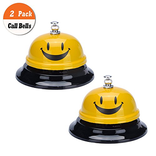 (Buytra Service Call Bell Counter Bell for Teacher, Elderly, Patient, Kid, Waiter, Dog- Ideal for Hotel, Restaurant, Bar, Kitchen, Office, Classroom, Hospital, Reception Area)
