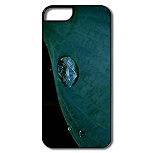IPhone 5/5S Case, Dewey Leaf White/black Cases For IPhone 5S