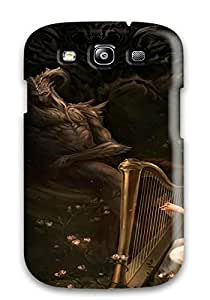 Ideal ThomasSFletcher Case Cover For Galaxy S3(demon), Protective Stylish Case