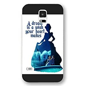 Diy White Hard Plastic Disney Cartoon sleeping beauty For Ipod Touch 5 Cover Case