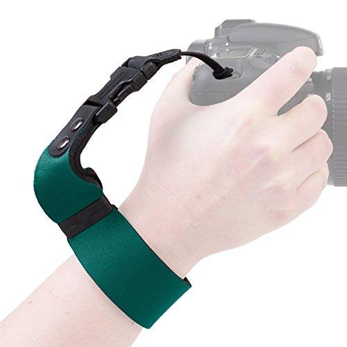 OP/TECH USA 6719062 SLR Wrist Strap (Forest Green)
